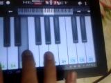 как играть Бетховен к Элизе на пианино